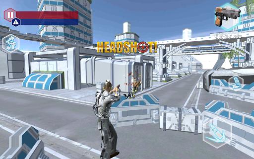 Cyber Gangster 3018 1.3 screenshots 1