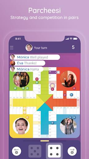 PlayJoy: Ludo, dominoes, Uno, Chinchu00f3n and more... screenshots 3