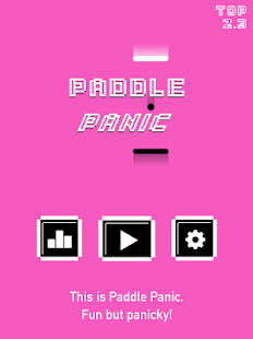 Paddle Panic- screenshot thumbnail