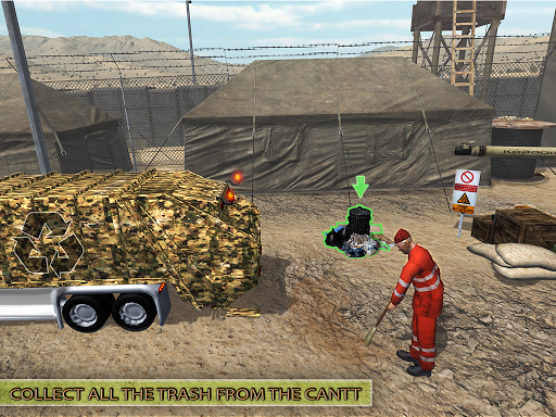 Army Garbage Truck Simulator 2018 3.0 screenshots 14