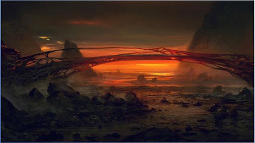 ニースの風景写真