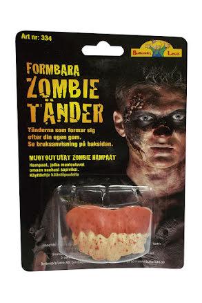 Zombietänder, formbara
