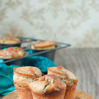 Gluten-Free Rosemary Sage Thyme Popovers