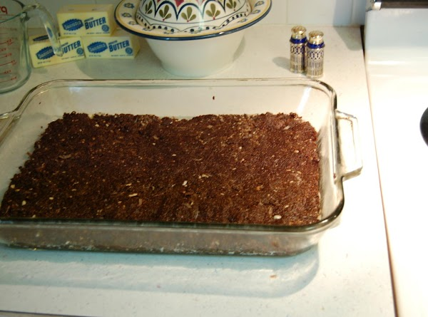 Bottom Layer   Put Graham crumbs, nuts and coconut in a bowl and mix....
