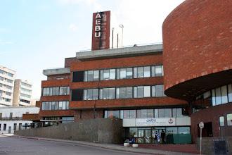 Photo: Marcas de la Memoria (20) Sede sindical de Aebu (Asociación Empleados Bancarios). Camacuá 575 esq. Brecha.