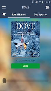 DOVE - náhled