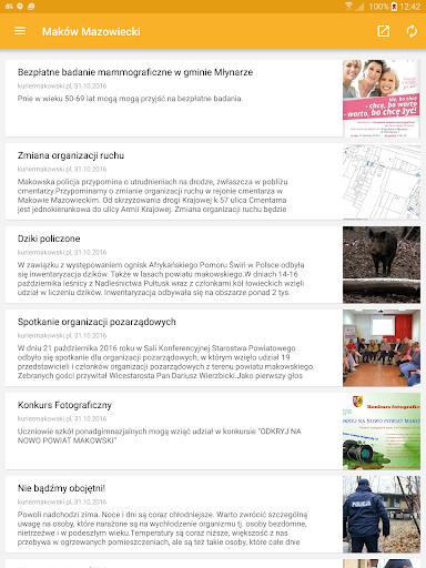 Mazowieckie Media  screenshots 4