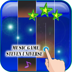 Steven Universe at Piano Games