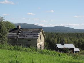 Photo: Vervolgens maakten we nog even een ommetje naar Selkälä, waar ook nog een zeer fotogeniek plekje te vinden was. Een droomomgeving voor fotografen dit. :-)