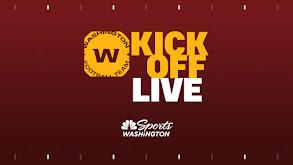 Washington Football Kickoff Live thumbnail