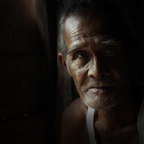 by Ahay Gart - People Portraits of Men
