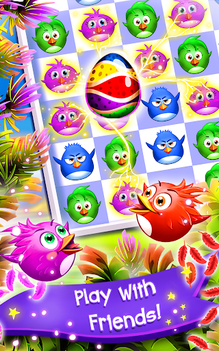 Birds Pop Mania: Match 3 Games Free android2mod screenshots 10
