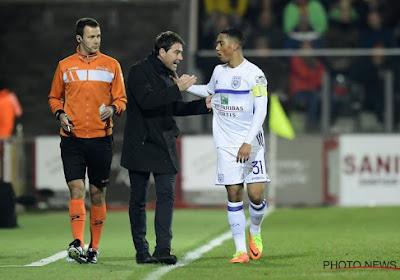 """Tielemans évoque Anderlecht et le fin de règne de Weiler : """"Il me disait que le groupe n'était plus pareil"""""""