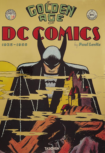 The Golden Age Of DC Comics!