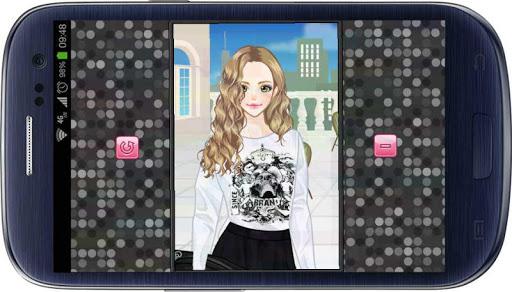 玩休閒App|Girl Dress Up: Aline免費|APP試玩