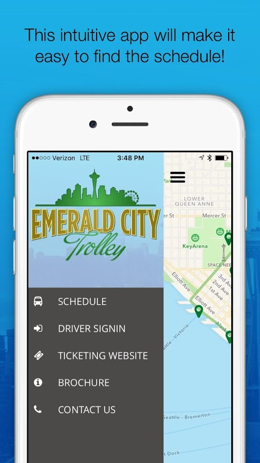 Emerald City Trolley- screenshot