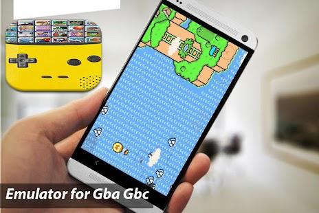 Emulator GBA and GBC 2018 Free - náhled