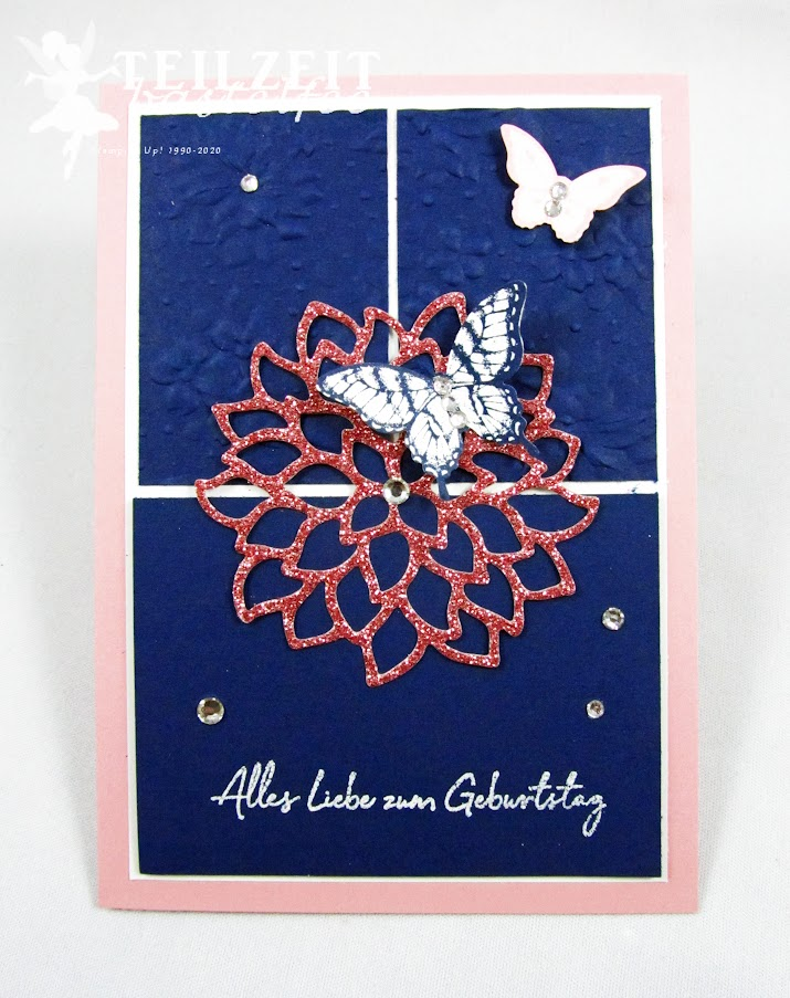 Stampin' Up! - Inkspire_me, Papillon Potpourri, May Flowers, Geburtstag, Birthday,