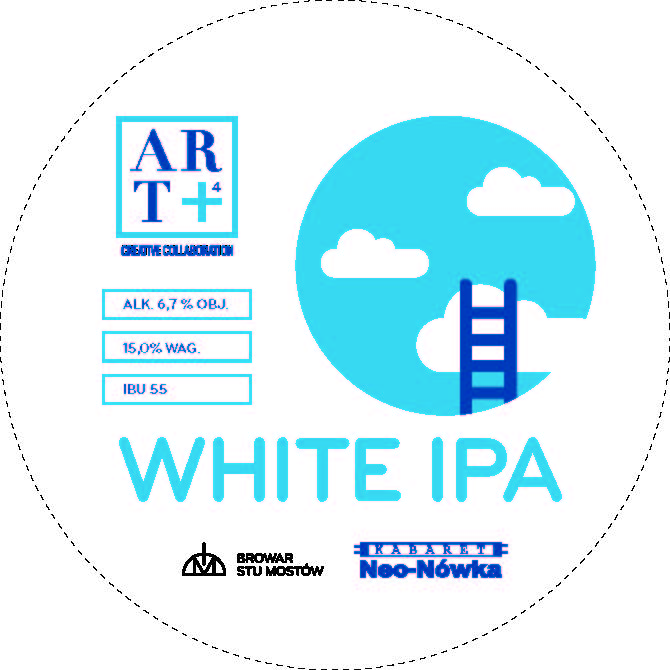 Logo of ART4 White IPA