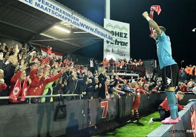 Il y aura 5.000 supporters de l'Antwerp au Cercle