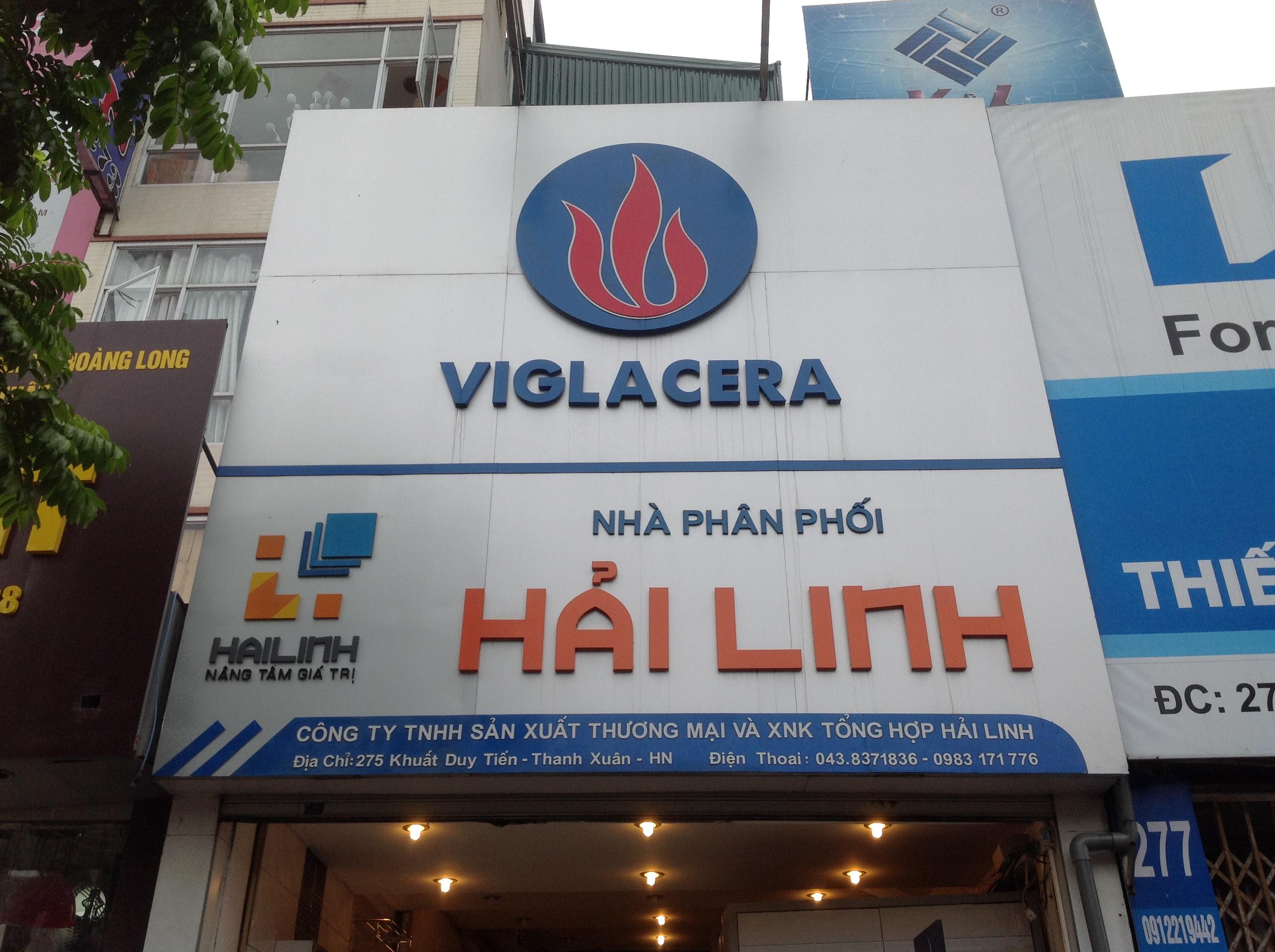 Showroom Hải Linh - địa chỉ uy tín trên thị trường