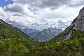 Photo: Eine faszinierende Bergwelt, wir waren begeistert.