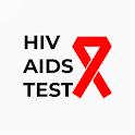 HIV-AIDS Test App icon