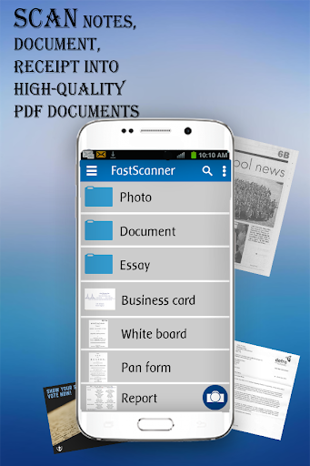 Document Scanner - PDF Scanner for PC