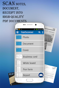 Document Scanner - PDF Scanner - náhled