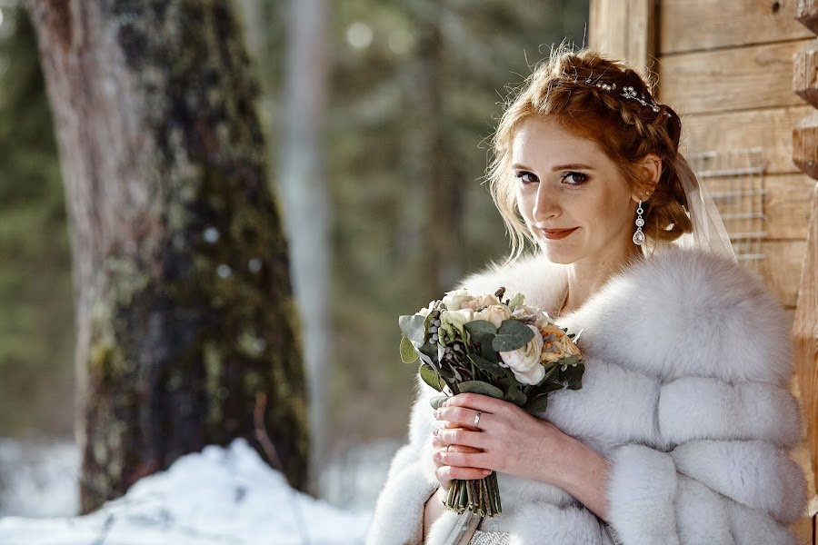Wedding photographer Konstantin Trostnikov (KTrostnikov). Photo of 18.02.2019