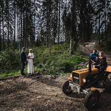 Wedding photographer Andrzej Pala (andrzejpala). Photo of 11.09.2018