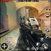 Max Shooting Mad City Battle - FPS