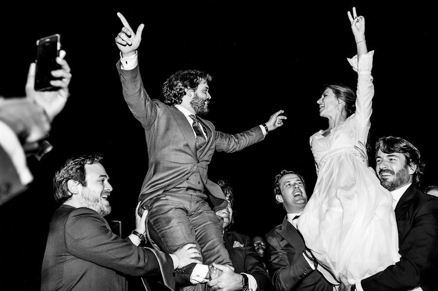Wedding photographer Alberto Sagrado (sagrado). Photo of 14.03.2018