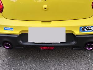 スイフトスポーツ ZC33S セーフティパッケージ・全方位モニター用カメラパッケージのカスタム事例画像 おみやさんさんの2020年11月29日18:04の投稿