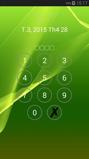 Lock screen password 2.27.3384.82 screenshots 4