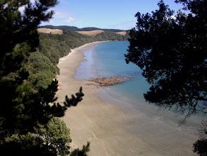 Photo: Tawhitokino Beach seen from the south-end