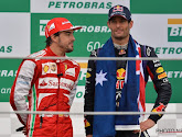 Mark Webber évoque Alonso