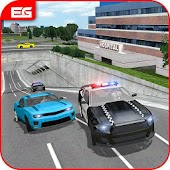 Crime Police Car Chase Dodge : Car Games 2018