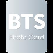 App PhotoCard for BTS APK for Windows Phone