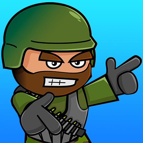 Mini Militia - Doodle Army 2 [Mod] 5.3.3 mod