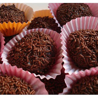 Chocolate Cake Mix Brownies.