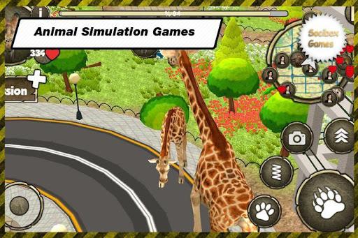 玩模擬App|长颈鹿模拟器3D免費|APP試玩