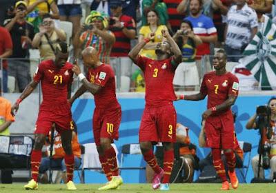 Joseph Aidoo de Genk fait partie de la sélection du Ghana pour la CAN