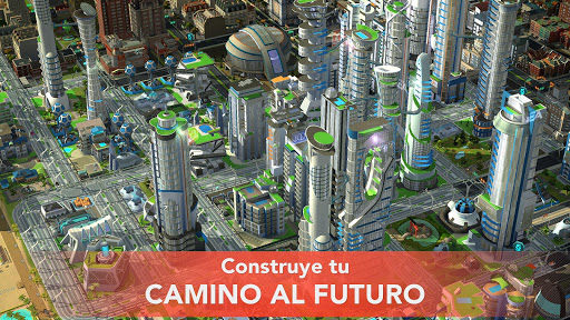 SimCity BuildIt para Android