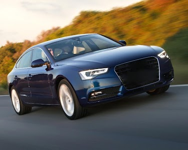 Wallpapers Audi A5 screenshot 3