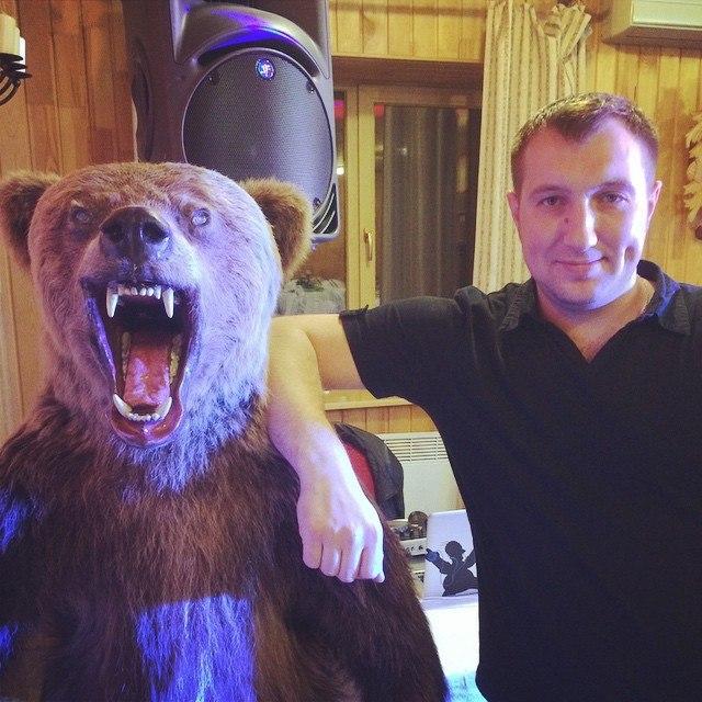 Алексей Куркин в Челябинске