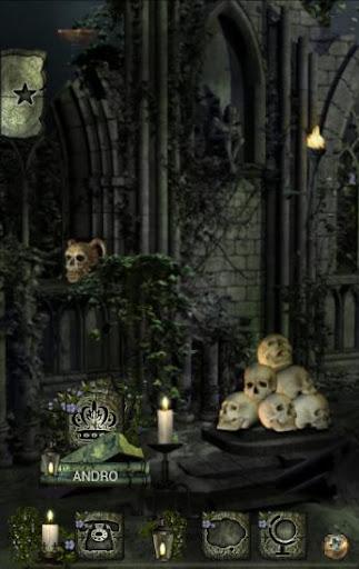 TSF Shell Theme Dark Ruins
