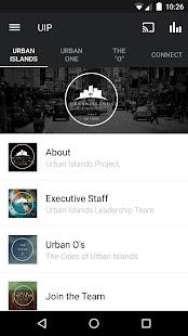 Urban Islands Project- screenshot thumbnail