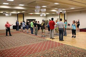 Photo: Practice Dance Sat Morning 2013