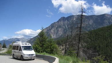 Photo: Rocky Mountains'lerin batı tarafındayız!
